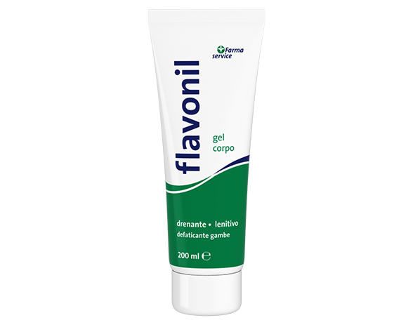 Flavonil Gel Corpo 200 ml